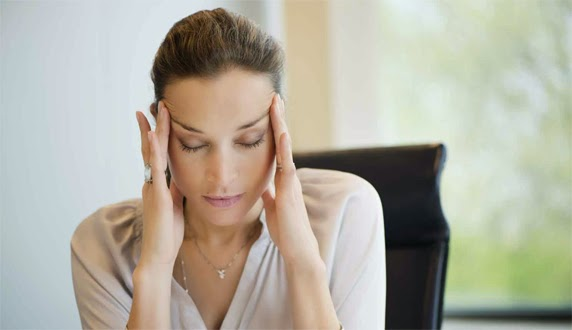Salah satu penyakit yang ada dikepala yaitu migrain Cara Menyembuhkan dan Mengatasi Migrain