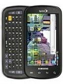 Samsung Epic 4G Specs