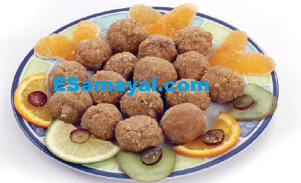 தேங்காய் உருண்டை செய்வது எப்படி? | Coconut Ball Recipe !