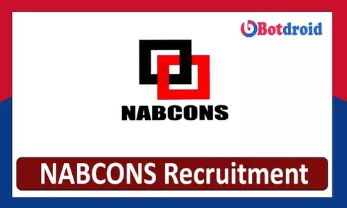 NABCONS Recruitment 2021, Apply Online for NABARD Consultancy Services, NABCONS Jobs