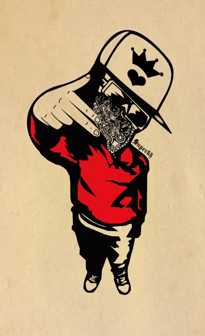 Wallpaper, sfondi iPhone, hip-hop