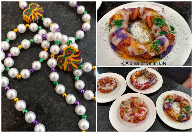 King Cake Easy Recope