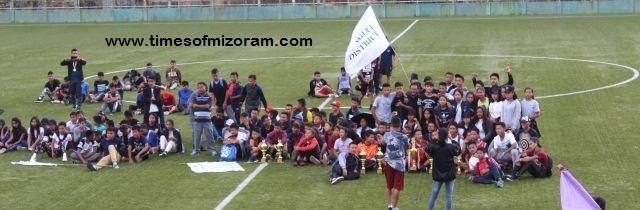 MIZORAM SECONDARY SCHOOL GAMES