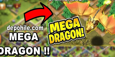 Clash of Clans SoulsServer v1_v8.0.5 MEGA Dragon Hile Apk PVP