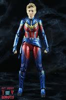 SH Figuarts Captain Marvel (Avengers Endgame) 03