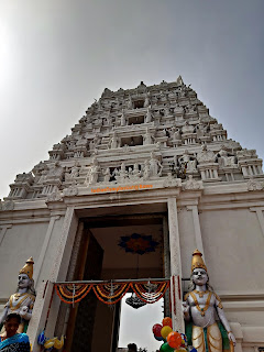 Kailasagiri Temple Hb Colony Hyderbad Entrance