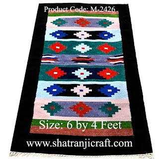 Shatranji (শতরঞ্জি) Floor Mat ES-2426