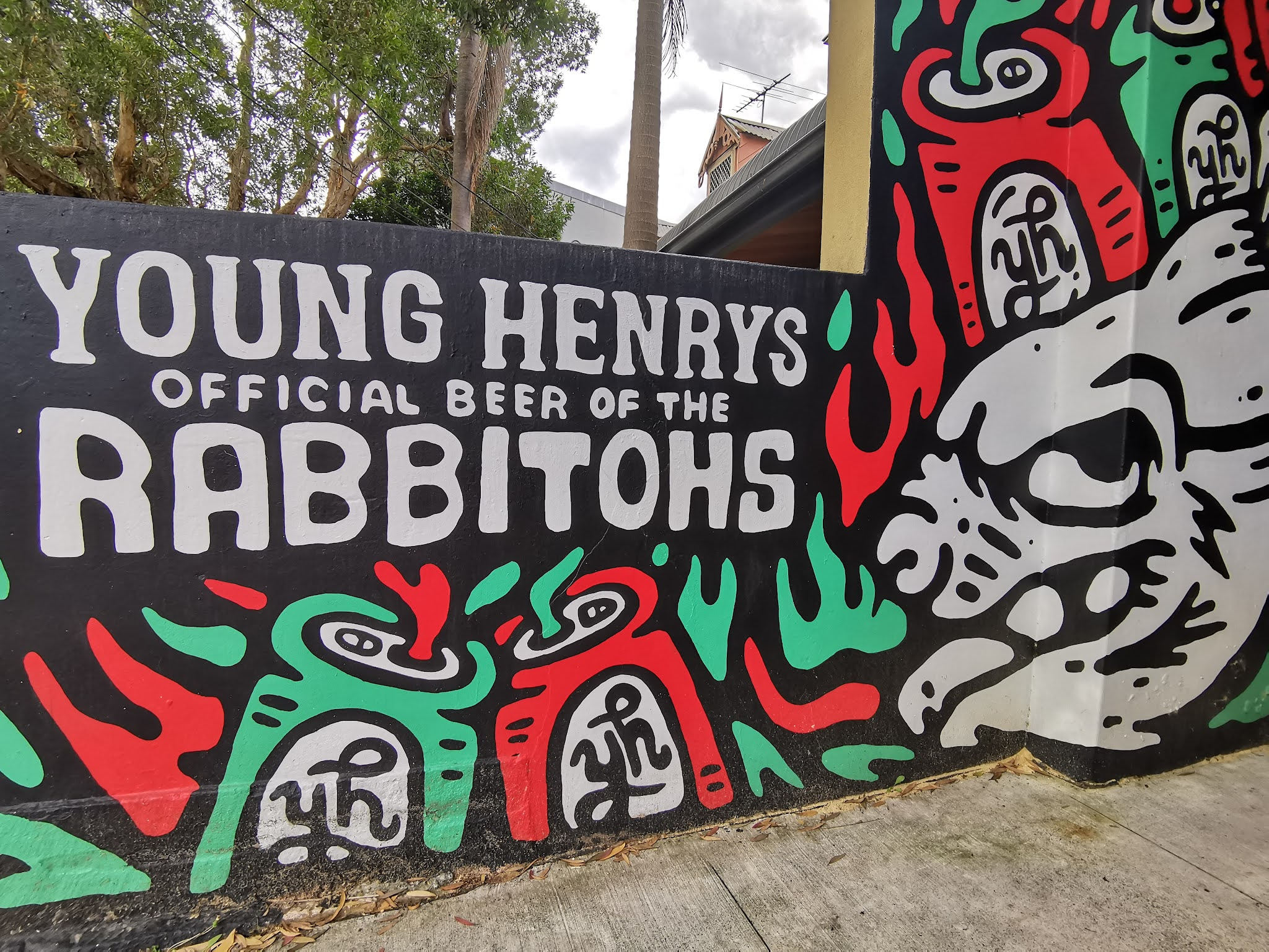 Waterloo Street Art   Rabbitoh's Mural by SindySinn