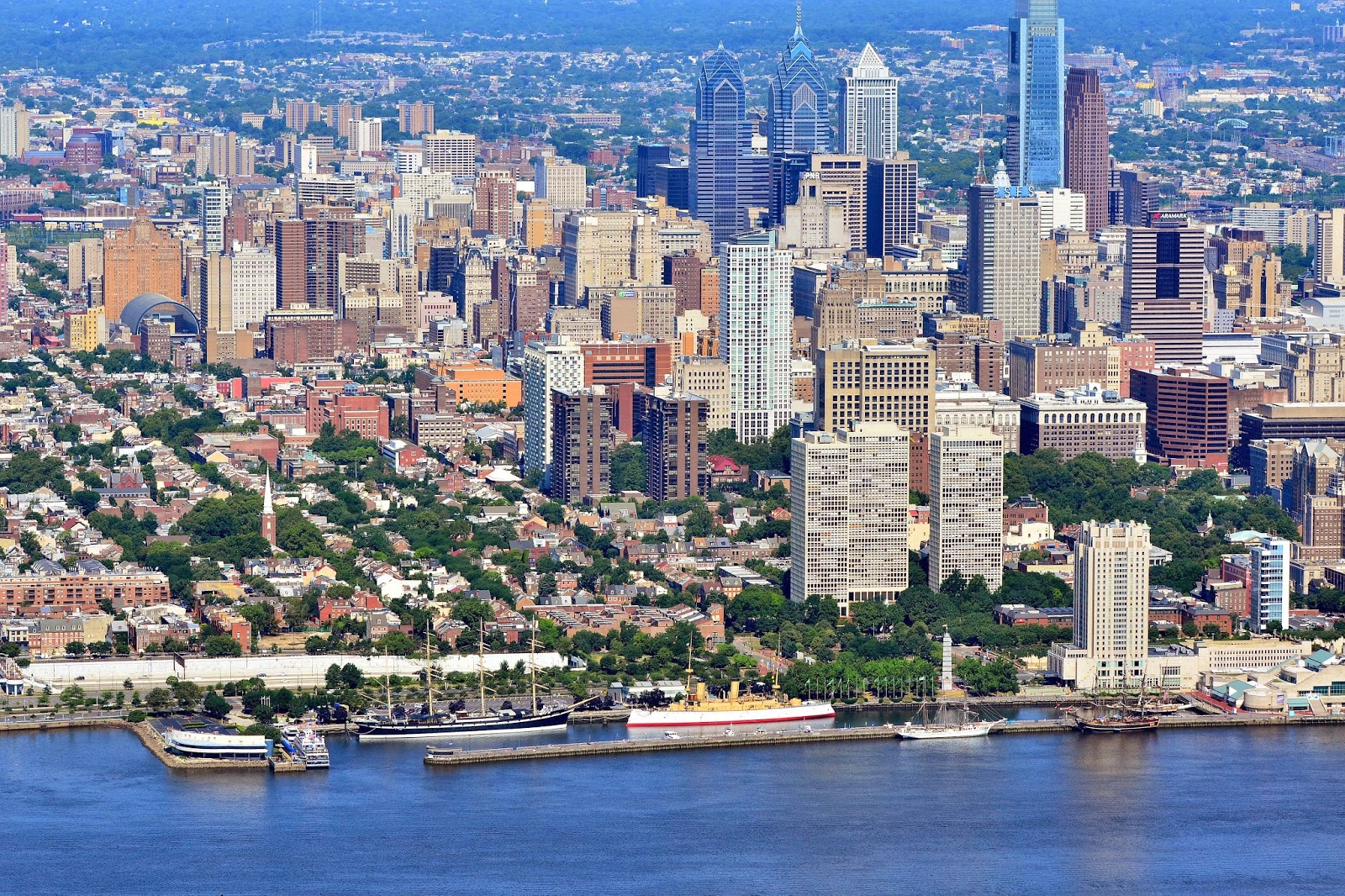 aslay may cosh: 5 Biggest Cities in the USA