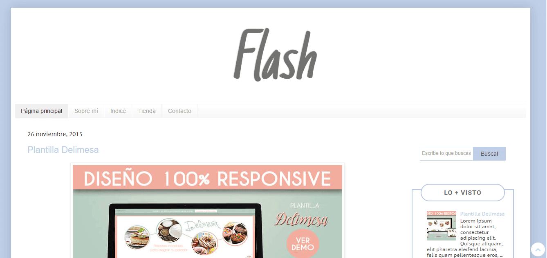 menu-de-blogger-sin-personalizar