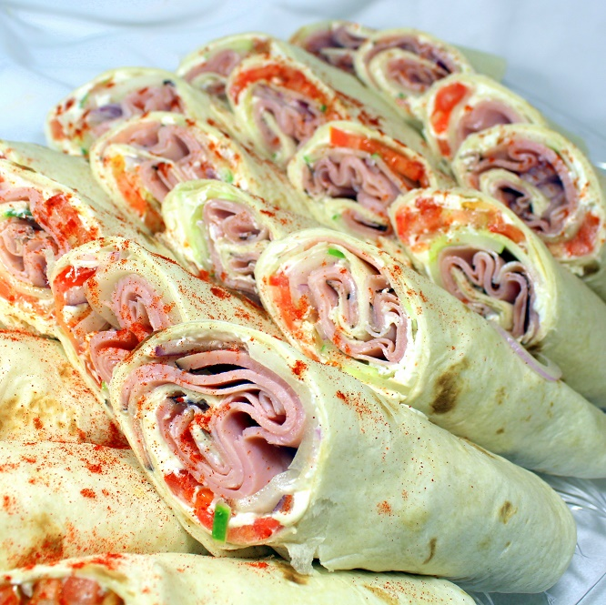 52 Ways To Cook Black Forrest Ham Deli Roll Ups Low Carb Wrap Sandwich