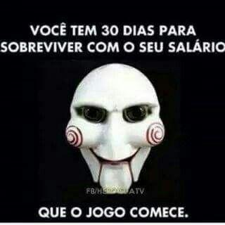 credo, memes, humor, memes engraçados, memes brasileiros, melhor site de memes, site de piada, melhores memes, salario, viver com o salario, salario do mes