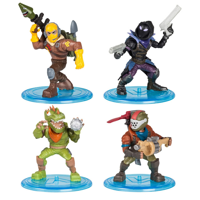 @PrimaToys Launches #Fortnite #BattleRoyale Figurine Collection #PrimaToys #BringingTheFUN