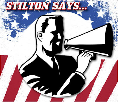 stilton's place, stilton, political, humor, conservative, cartoons, jokes, hope n' change, stilton says, mueller, trump, black panther, porn star, presidents day