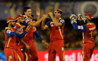 RR vs RCB 22nd Match IPL 2015 Highlights