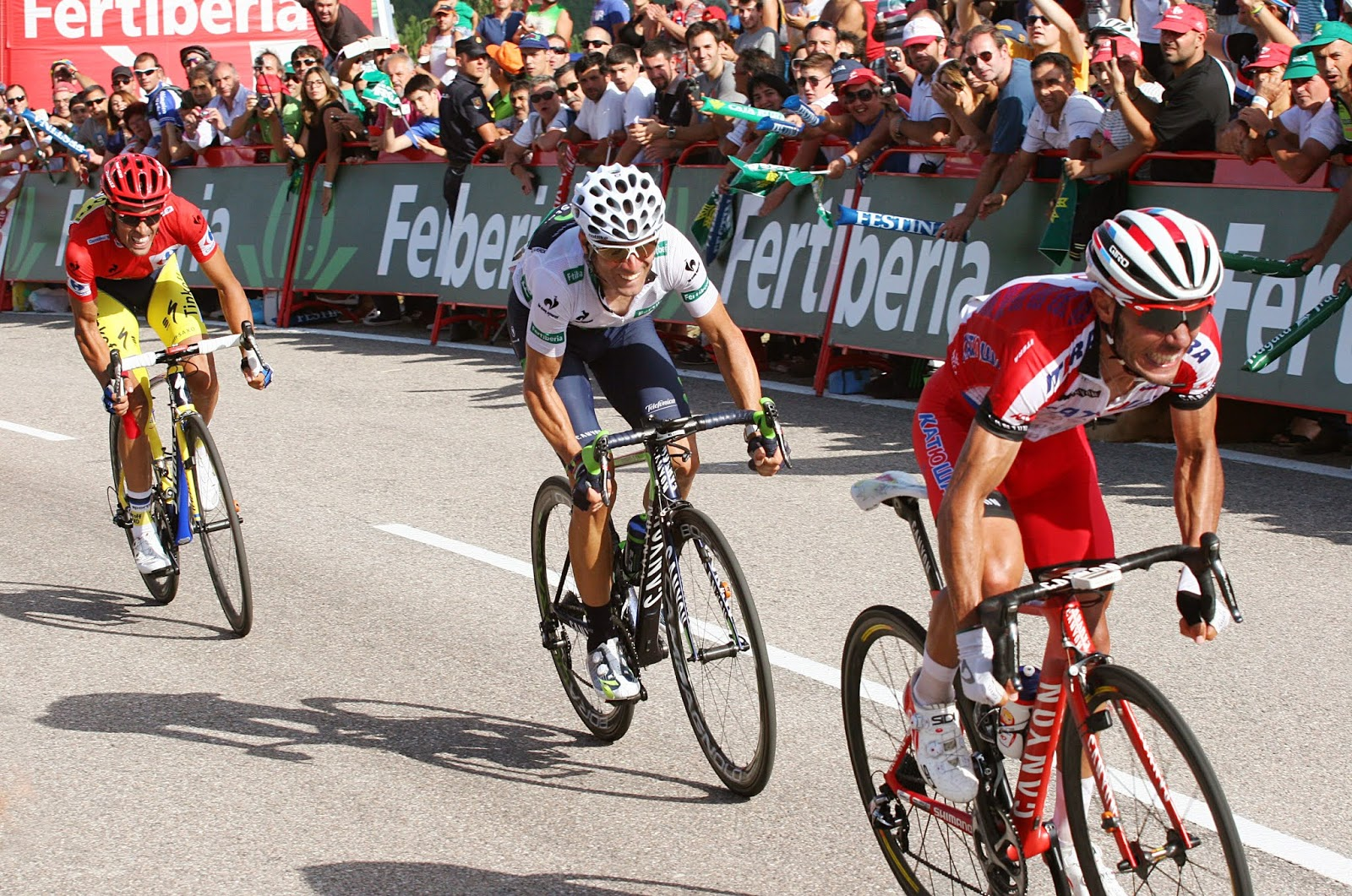 Best Spanish Cyclists of All Time, Contador, Valverde, Purito