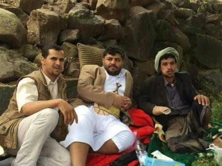 يعلن عن مفاجأة جديدة  محمد الحوثي قبيل ساعات من فعالية السبعين بصنعاء صوره