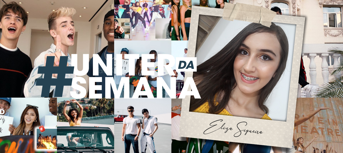 #UniterDaSemana | Eliza Siqueira