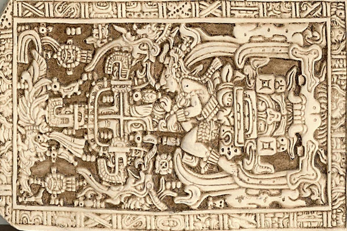 antrophistoria Hay un astronauta representado en el