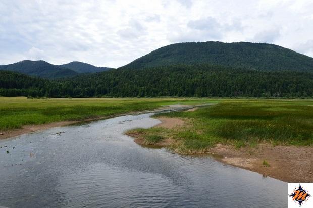 Parco regionale della Notranjska, lago di Circonio