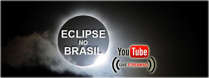 eclipse solar 2 de julho de 2019 no Brasil - horários