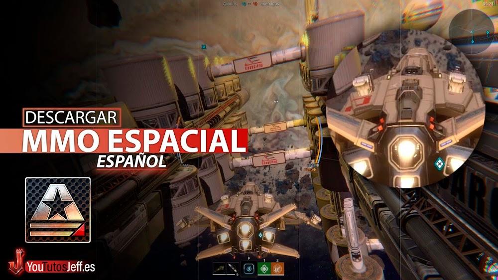 MMO Espacial, Descargar Star Conflict para PC Español