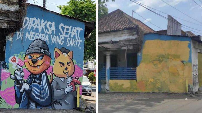 Hampir Semua 'Mural Kritik Pemerintah' Diminta Hapus, Refly Harun: Pemerintah Jangan Maunya Hanya Pujian Saja!
