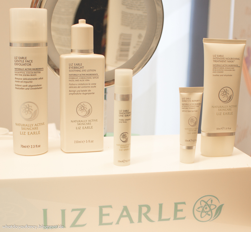 Liz Earle Naturally Active Skincare
