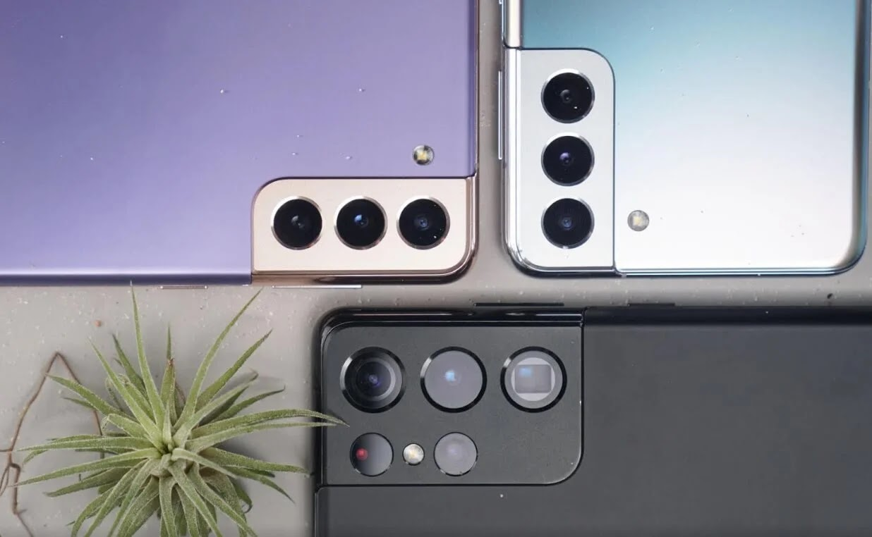 Samsung Galaxy S21+ 5G Colors