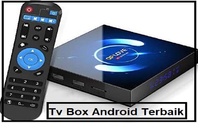 rekomendasi tv box android