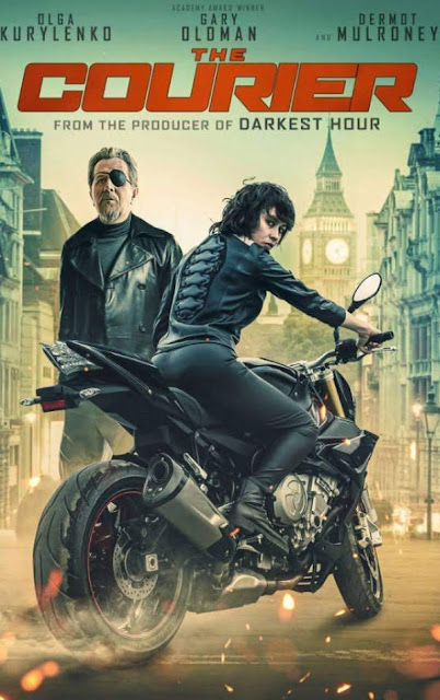 Full Movie: The Courier (2019) (Mp4 Download)