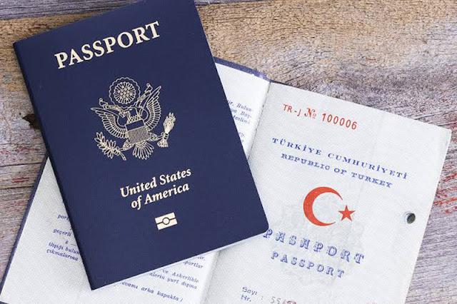 Passaporte na Alemanha