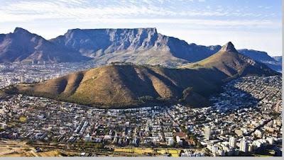 Ciri - ciri khas negara Afrika Selatan