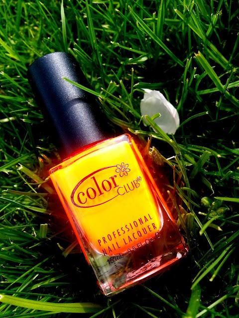 Lakiery Color Club - dlaczego nie sprawdziły się na moich paznokciach?