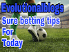 Today Free  Soccer Betting Tips 2019 April 21th