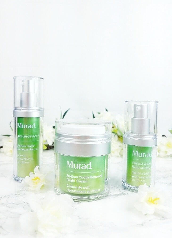 3 Easy Steps to a Firmer and More Youthful Complexion with the Murad Youth Renewal Trio 2