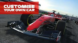 تنزيل لعبة f1 mobile racing