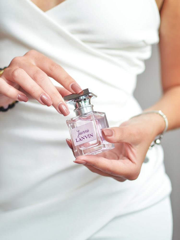 jeanne lanvin perfumy