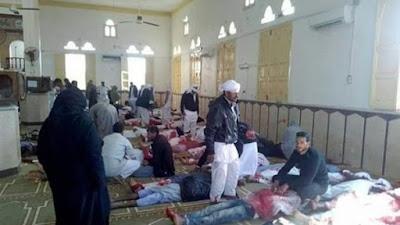 حادث مسجد الروضة - ارشيفية