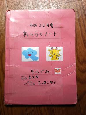 Contoh Buku Penghubung PAUD TK KB TPA, cover buku penghubung PAUD