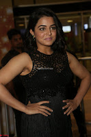 Wamiqa Gabbi in a sleeveless Black Designer Transparent Gown at 64th Jio Filmfare Awards South ~  Exclusive 123.JPG