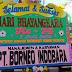 Hari Bhayangkara Ke-74, Ratusan Karangan Bunga Banjiri Mapolda Kalsel