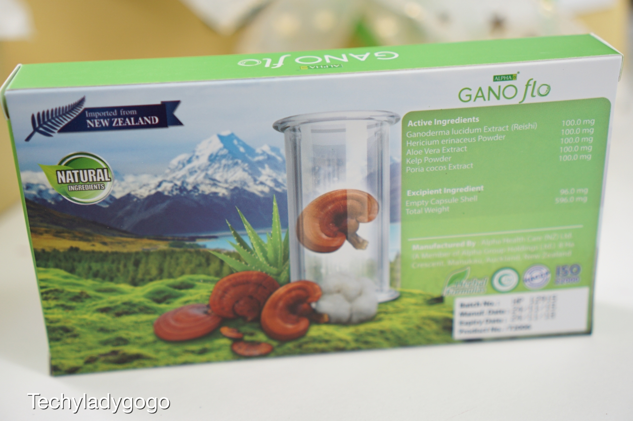 รีวิว Gano Flo กาโน โฟล อาหารเสริมดีท็อกซ์จากธรรมชาติ จากประเทศนิวซีแลนด์ เป็นชนิดเม็ด รับประทานง่าย