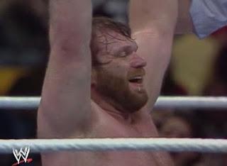 HACKSAW JIM DUGGAN WINS THE 1988 WWF / WWE ROYAL RUMBLE