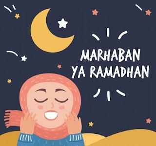 Bacaan Do'a Untuk Menyambut Datangnya Bulan Ramadhan 1441 H
