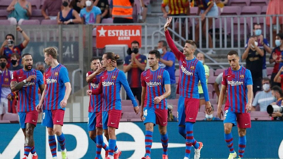 موعد مباراة برشلونة وقادش اليوم