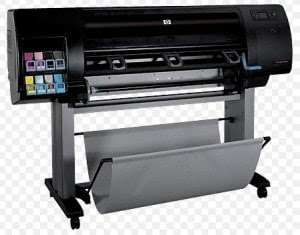 Impressora HP Designjet Z6100 ps
