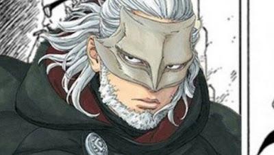 Kashin koji karakter anime boruto