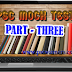 PSC MOCK TEST - PART 3 (LDC ONLINE TEST)