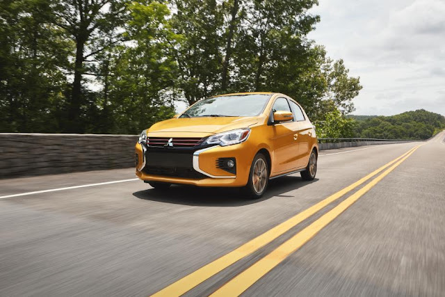 2021 Mitsubishi Mirage - Subcompact Culture